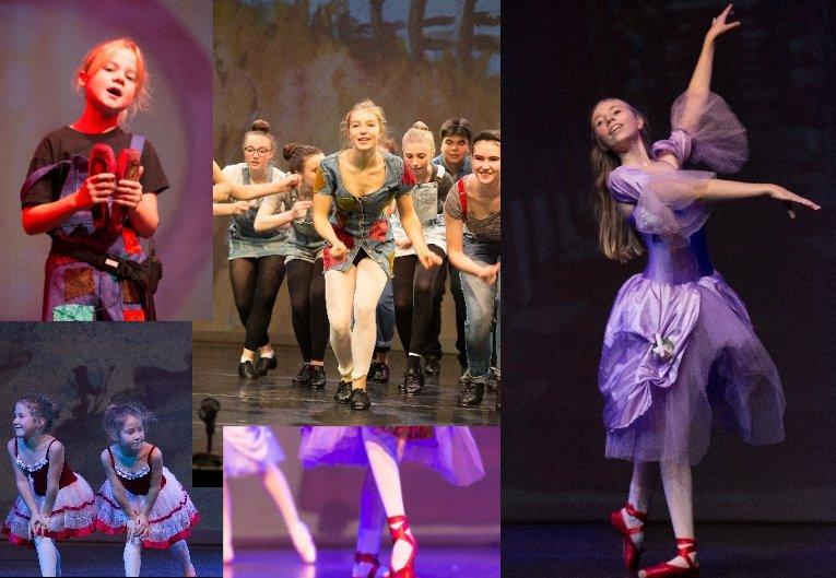 Adult Ballet & Tap