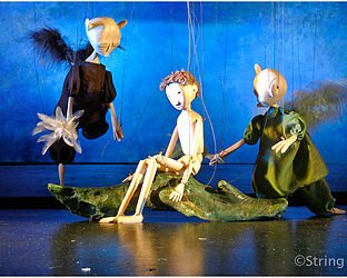 Water Babies by String Theatre