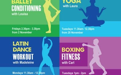 Free 50+ fitness programme