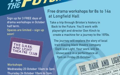 Back to the Future Workshops