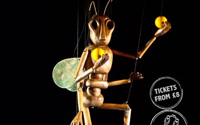 The Insect Circus with String Theatre