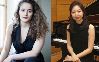 Emma Jüngling & Yoojin Kim music recital