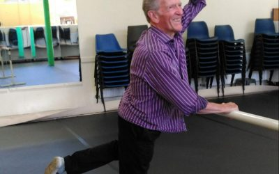 Free 50+ ballet conditioning